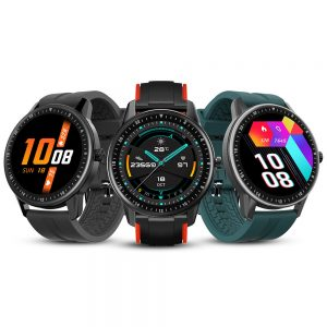 [30 Sport Modes]Kospet Magic 2 Full Touch 360*360 Resolution Screen GPS Route Track 30 Days Standby Heart Rate SpO2 Monitor Health Calculator Smart Watch
