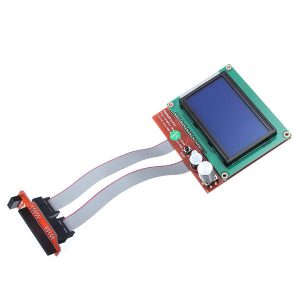 3D Printer RAMPS 1.4 LCD12864 Intelligent Controller LCD Control Board