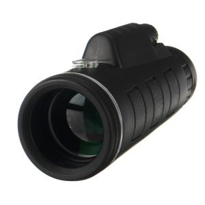 40X60 Telescopes Zoom Optical HD Monocular Telescope for Outdoor Travel Camping