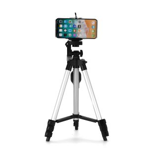 5.0 bluetooth Remote Extendable Camera Tripod Mount Stand Holder