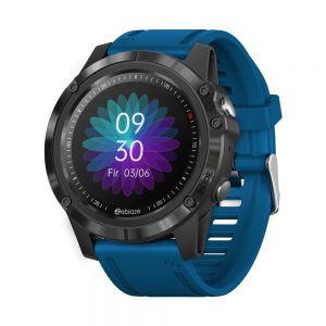 [50+ Watch Faces]Zeblaze VIBE 3S HD 1.3 Inch 360*360px Screen Heart Rate Blood Pressure Oxygen Monitor Customized Dial 25 Days Standby bluetooth 5.0 Smart Watch