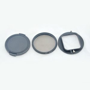 58mm CPL Filter Circular Polarizer Lens with Cap for Gopro HD Hero 4 3 Plus 3