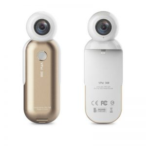 780 High Definition 720 Degree Panoramic VR Protable Video Camera For IOS System Mobile Phone