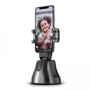Auto Smart Shooting Selfie Stick Intelligent Gimbal Object Tracking Phone Holder For 56-100mm Phones