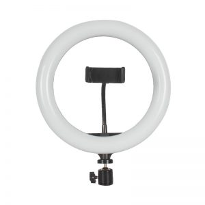 Bakeey 10 inch Remote Control LED Selfie Ring Light with Tripod Stand for Live Shooting Makeup Artifact Fill Light