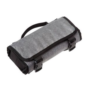 Canvas Foldable M Size Storage Camera Bag for Gopro Hero 5 4 3 2 1 Sjacm Xiaomi Yi Accessories