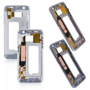 Chassis Mid Frame Cover Replacement Assembly for Samsung Galaxy S7/S7 Edge