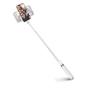 ELEGIANT Selfie Stick Tripod Lightweight Aluminum All in One Extendable Selfie Stick bluetooth with Remote for iPhone Galaxy for Gopro Small Camera