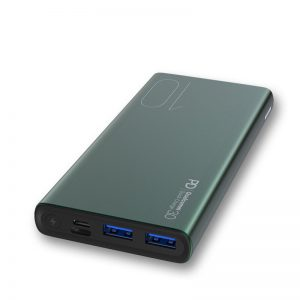 JOWAY JP216 18W PD+QC3.0 10000mAh Power Bank LED Indicator FCP Super Fast Charging For iPhone 12 Pro Max Mini/OnePlus 8Pro 8T/Huawei P40 Mate 40 Pro
