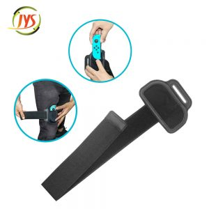 JYS-NS179 For Ring Fit Adventure-Leg Straps Adjustable Elastic Sports Straps For Nintendo Switch Joy-con