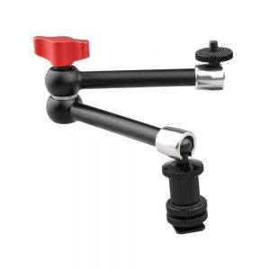 KEMO C1477 11 Inch Articulating Magic Arm for Video Light Monitor Flash