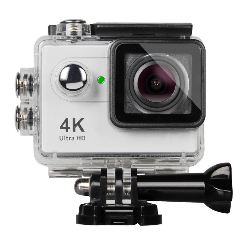XANES H9 4K WiFi Sports Camera 173° Wide Angle 2.0 LCD HD Waterproof to 131FT with Remote Control