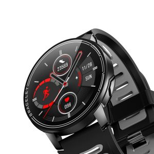 [bluetooth 5.0]Bakeey S20 HD Large Screen Wristband Fitness Tracker Blood Pressure Monitor APP Dial Download Smart Watch