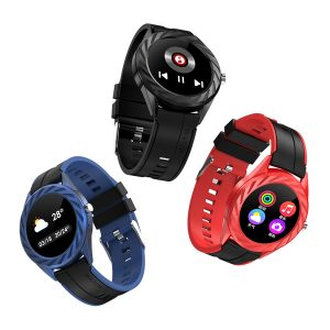 [bluetooth Call] Bakeey Y80 1.54 inch Touch Screen Heart Rate Monitor Blood Pressure Oxygen Monitor Customized Dial IP67 Waterproof Smart Watch