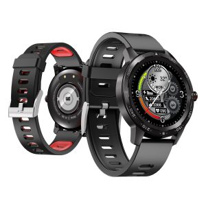 [bluetooth Call]Bakeey H86 1.3'' Full Touch Screen bluetooth 5.0 Wristband Heart Rate Blood Pressure Oxygen Monitor Multi-languages Smart Watch