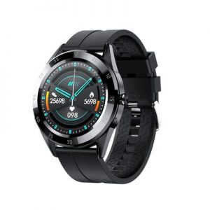 [bluetooth Call]Bakeey Y10 1.54' Full Touch Screen Dual Menu Style Multiple Dial Option Heart Rate Blood Pressure Oxygen Monitor Smart Watch