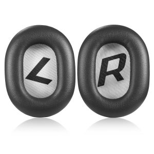 1 Pair Replacement Soft Leather Earmuff Earpad Cushions Earbud Tip for Backbeat Pro2 SE bluetooth Earphone