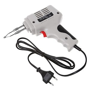 100W 220V to 240V Electrical Soldering Iron Fast Electric Welding Solder Tool EU Plug