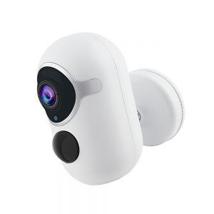 1080P 2.0MP Wireless Battery IP Camera Waterproof Outdoor Rechargeable Batteries Camera Can Use Solar Panel