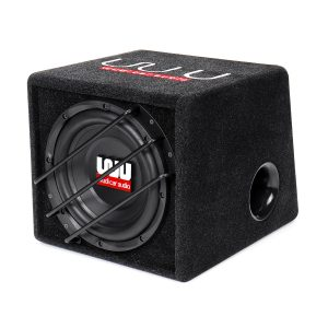 10inch 1200W Car Subwoofer Audio Bass Box 12V Power Amplifier bluetooth Audio Music Player Double-pressure Basin Superbass Horn Multiple Device Connections