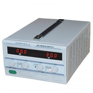 110V-220V 30A 60V 1800W Electroplate Power Supply Precision LED Display Digital Adjustable Switching Regulated Power Source Machine Jewelry Plating Machine