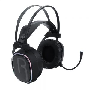 3.5mm/7.1 Gaming Headset Stereo Surround Sound USB 3.5mm Wired RGB Light Game Headphone