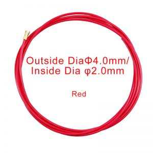 3M Liner To Suit Water Cooling MIG Welding Torch for 0.6-1.2MM Aluminum Welding Wire