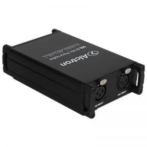Alctron MA-2 Mic Preamplifier Dual Channel Dynamic Passive Aluminum Band 25DB Gain Microphone Amplifier
