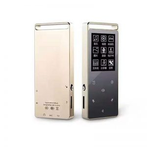 K188 Bluetooth 2.1 MP3 MP4 Player Radio Video Player Music Player with Touch Key FM E-book Recording HIFI Player