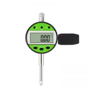 0-12.7/25.4mm Dial Indicator Lever Table Set Electronic bluetooth Meter Cell Phone Connection to Collect Data Digital Display