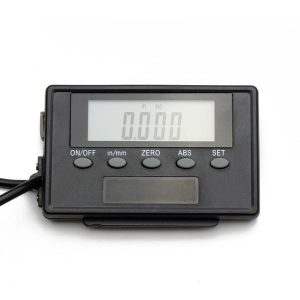 0-200mm 0.01mm Remote Digital Readout linear Scale External Display