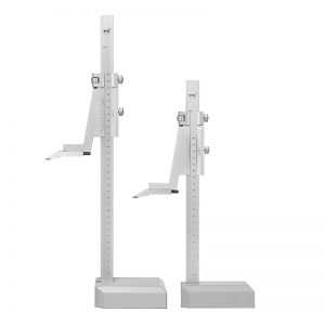 0-200mm/0-300mm/0-500mm Range Steel Vernier Height Gauge with Stand Measure Ruler Tools High Accuracy Carbon Steel Tipped Scriber
