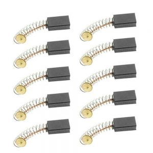 10 Pcs Electric Drill Carbon Brush Polishing Kit For Electric Motors And Household Appliances