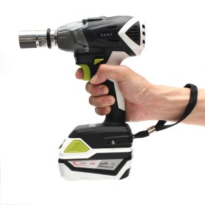 100-240V Wood Working Wrench Brushless Electric Impact Wrench 3 Stage Torque