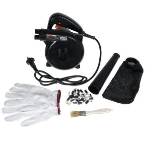 1000W 220V 2 in 1 Electric Air Blower 16000r/min Handheld Blowing & Dust Collecting Mechine