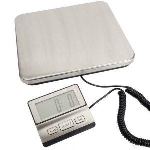 100/150kg Electronic Postal Warehouse Scales Digital Platform Weighing Scale Courier Parcel Scales Airplane Luggage Postage Scales