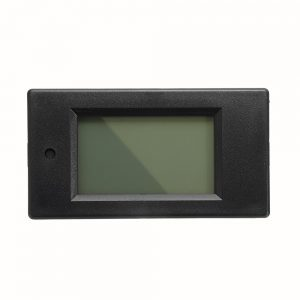 100A DC Digital Multi-function Voltage Current Power Electric Energy Meter Battery Tester With 100A