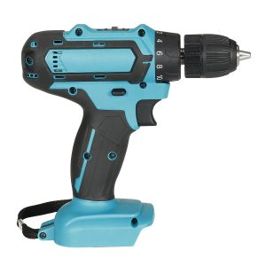 10mm Chuck 520N.m. Cordless Electric Drill Driver Replacement for Makita 18V/21V Battery