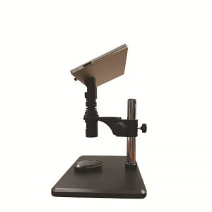 11.6-inch Integrated Display HDMI Camera Measuring Microscope 18X-220X Magnifying Glass Phone Repair