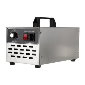 110V 3.5/30/ 40g/h Ozone Generator Machine Industrial Air Purifier Ozonator Disinfection