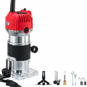 110V/220V 2300W Electric Hand Trimmer Router Wood Laminate Palm Joiners Working Cutting Machine