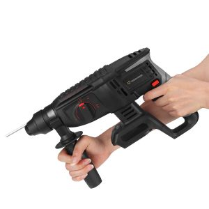 12000rpm 1350W Brushless Rechargable Electric Hammer Drill Heavy Duty Impact Drill Metal Wood Plastic Drilling Tool For Makita 18V Battery