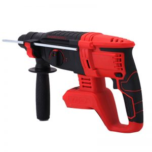 18V 3 in 1 Electric Rotary Hammer Drill Cordless Brushless Electric Hammer Drill With Auxiliary Handle