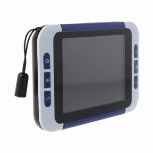 2-32X 3.5 Inch LCD Electronic Reading Digital Magnifier Portable Reading Aid for Low Vision People