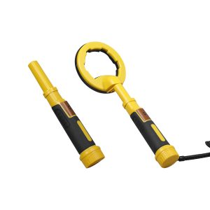 2 In 1 Waterproof Metal Positioning Rod 60M Underwater Metal Detector Pinpointer Pulse Induction Technology with Dive Mode and Lost Alarm Function