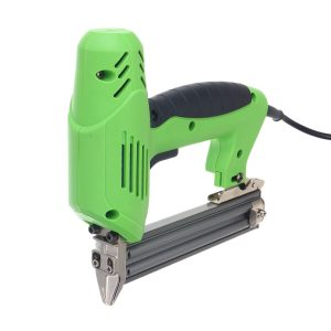 220V Electric Tacker Stapler Power Tools Furniture Staple Guns for Frame with Nails and Woodworking Nail Guns