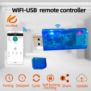 3.5-20V 5A 100W USB Controller Mobile APP Remote Control Remote Control USB Switch Smart Home USB Device Timing Cycle On / Off Controller USB Tester