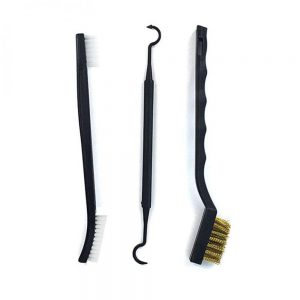 3pcs/set Gun Care Shotgun Cleaning Wire with Mini Wire Brush for Multi Cleaning Hardware Tools