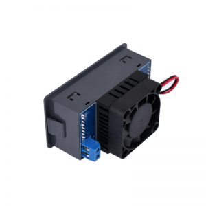 4A 25w Electronic Load Adjustable Constant Current Aging Resistor Battery Voltage Capacity Tester LCD Voltage Current Power Display
