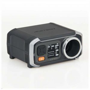 AC6000 High Power Speed Tester LCD Display Speedometer Support 5 Memory Slots Multi - Function Tachometer